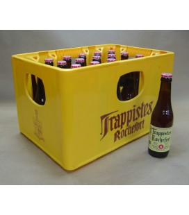 Rochefort 6 full crate 24 x 33 cl