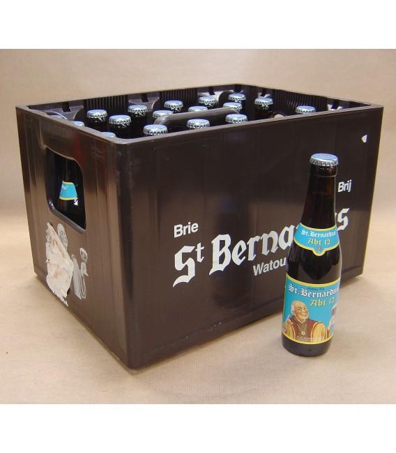 St. Bernardus Abt 12 full crate 24x33cl