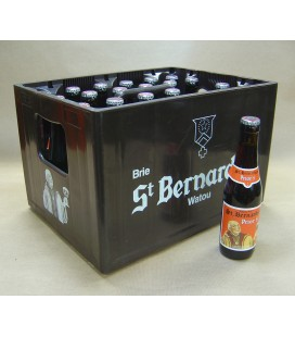 St Bernardus Prior 8 full crate 24  x33 cl