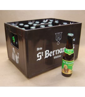 St. Bernardus Tripel full crate 24x33cl
