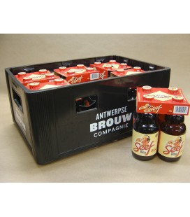 Seefbier full crate 24 x 33 cl