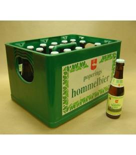 Poperings Hommelbier full crate 24 x 33 cl