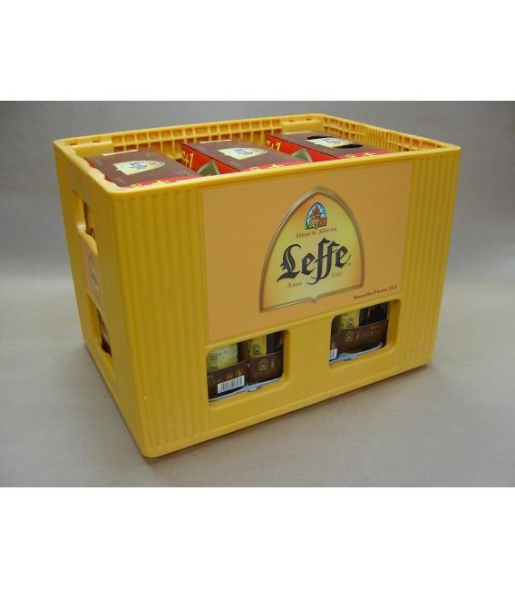 Leffe Brune full crate 24x33cl