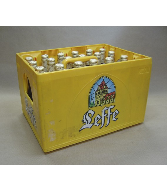 Leffe Triple full crate 24x33cl