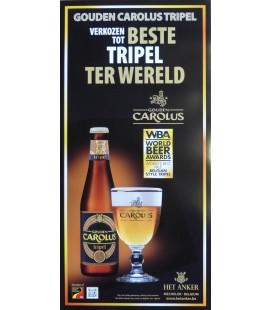 Gouden Carolus Tripel Poster