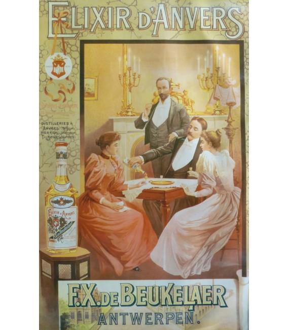 Elixir D'Anvers Poster 2 Koppels/Couple