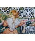 Elixir de Spa Liqueur Poster
