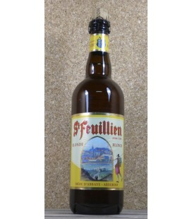 St Feuillien Blonde 75 cl