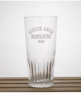 Hanssens Gueuze-Kriek Glass 33 cl