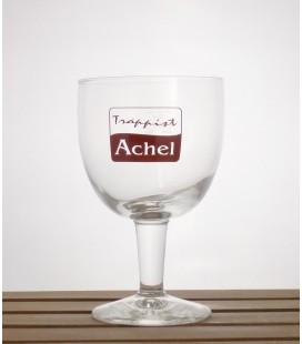 Achel Trappist Glass (red lettering) 0.33 L