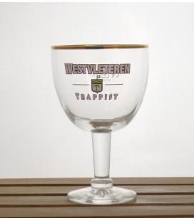 """Westvleteren Trappist Tasting-Glass 2013 """"White lettering""""  0.15 L"""