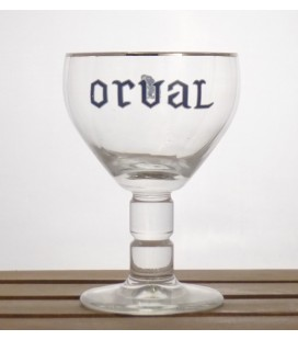 Orval Trappist Taster Glass 15 cl