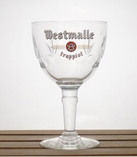 Westmalle Trappist Glass 25 cl
