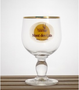 Mont Des Cats Trappist Glass 33 cl