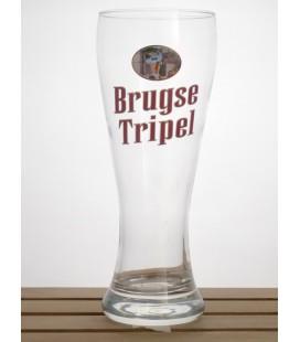 Brugse/Brugge Tripel (n°5) Glass (vintage) 33 cl