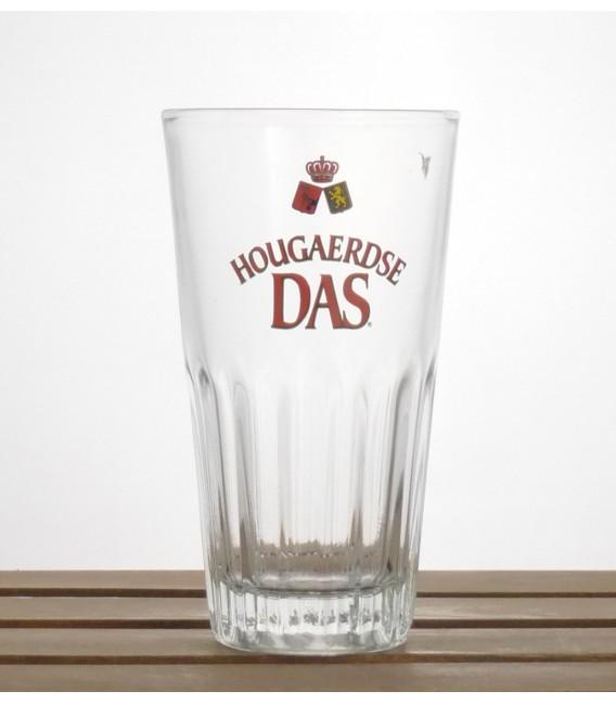 """Hoegaarden """"Hougaerdse Das"""" Glass 33 cl"""