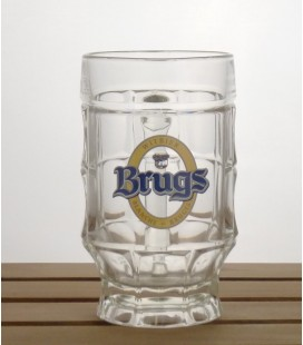 Brugs Witbier Jar-Glass 25 cl