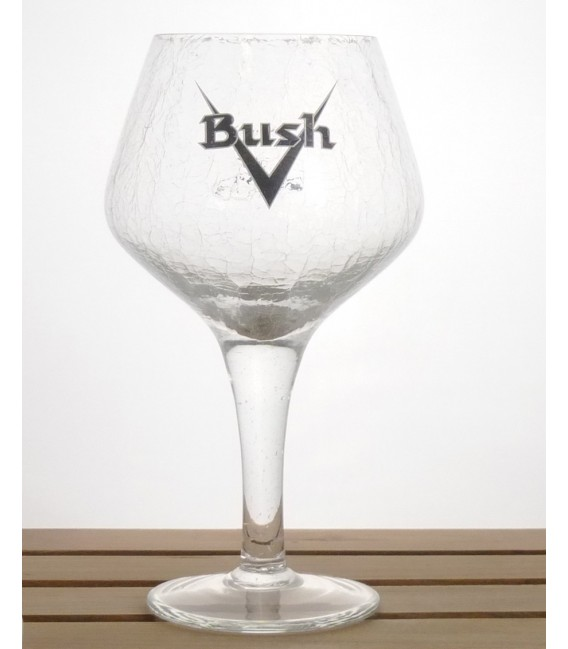 "Bush ""V Crackedlook"" Glass 25 cl"