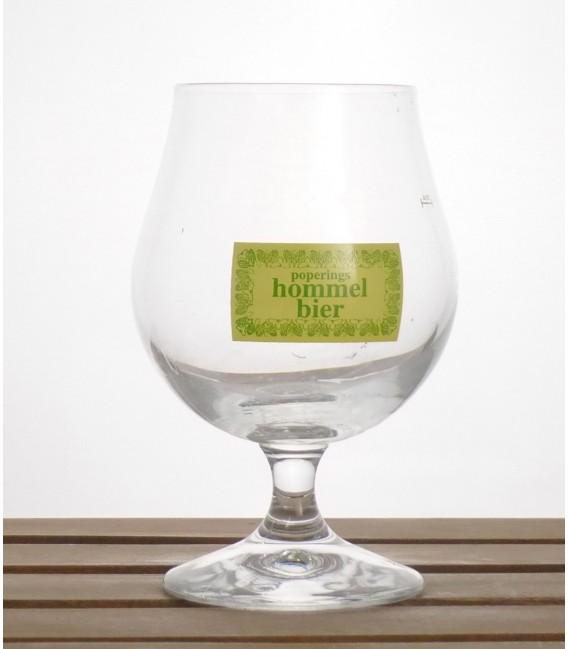 Poperings Hommelbier glass 25 cl