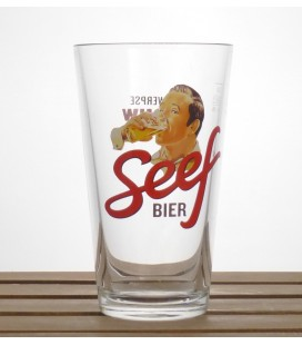 Seefbier Glass 33 cl