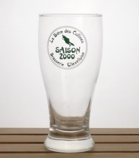 Ellezelloise saison 2000 glass 25 cl
