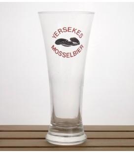 Yersekes Mosselbier glass 25 cl