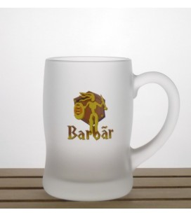 Barbar Glass 33 cl