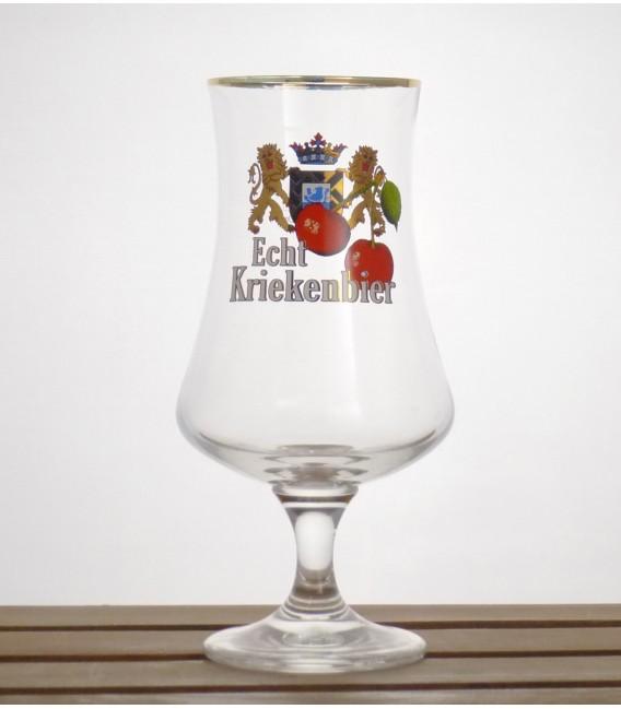 Verhaeghe Echt Kriekenbier glass 25 cl