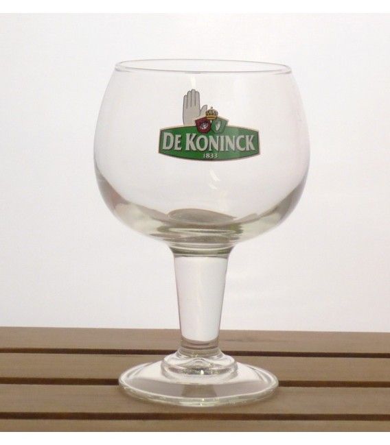 "De Koninck ""Tasting"" Glass 15 cl"
