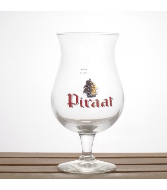 Piraat Glass 33 cl