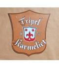 Tripel Karmeliet Wooden beersign