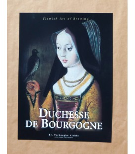 Duchesse de Bourgogne Beer-Sign Plastic