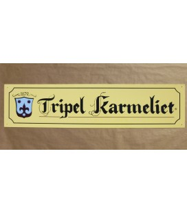 Karmeliet Tripel Beer-Sign (long)
