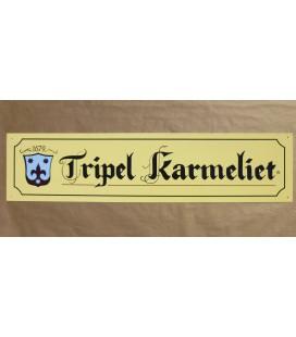 Tripel Karmeliet Beersign