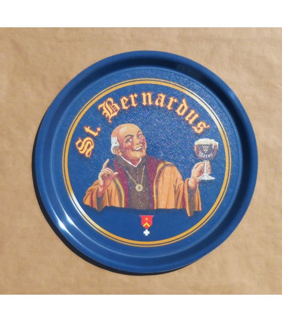 St. Bernardus Beer-Tray of Laughing Monk