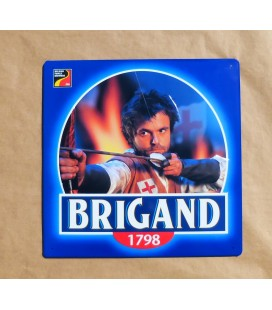 Brigand 1789 Tin-Beer-Sign