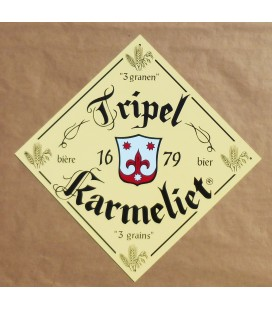 "Karmeliet Tripel ""3 granen"" Beer-Sign"