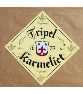 """Karmeliet Tripel """"3 granen"""" Beer-Sign"""