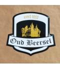 Brouwerij Oud Beersel Beer-Sign (tin-metal)