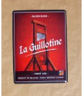 La Guillotine Beer-Sign in Tin-Metal