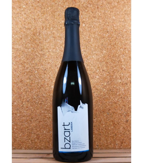 Oud Beersel Bzart Lambiek Batch 1 Brut Nature 2012 0.75 L