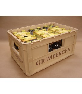 Grimbergen Blond full crate 24 x 33 cl