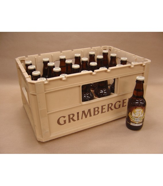 Grimbergen Tripel Full crate 24 X 33 cl