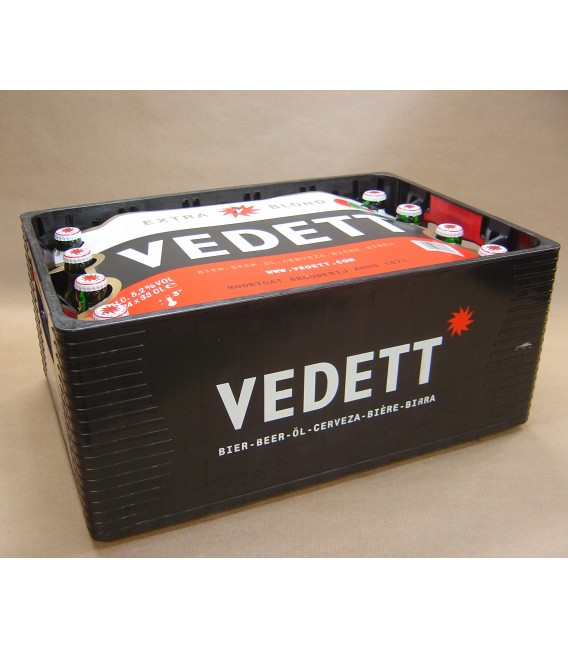 Vedett Blond full crate 24 x 33 cl