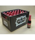 Lindemans Framboise full crate 24 x 25 cl