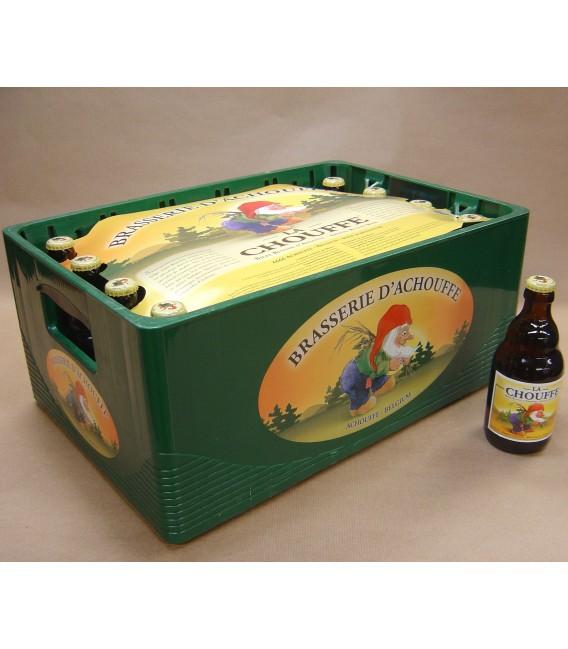 La Chouffe Blond full crate 24 X 33 cl