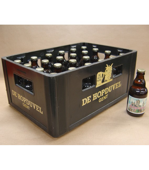 Hopduvel Gentse Tripel full crate 24 x 33 cl