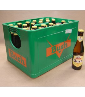 Bush Blond full crate 24 x 25 cl