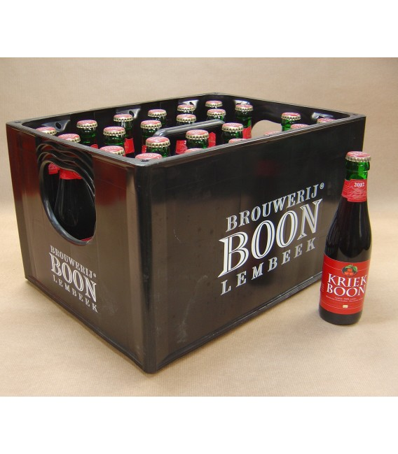Boon Kriek full crate 24 x 25 cl