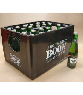 Boon Oude Geuze full crate 24 X 25 cl